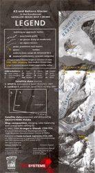 K2 & Baltoro Glacier műholdtérkép - PZA