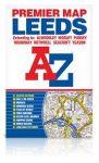 Leeds térkép - A-Z