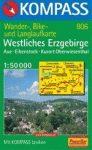 WK 806 Erzgebirge, Westliches - KOMPASS