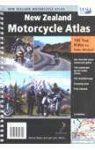Új-Zéland motoros atlasz - Hema