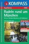 Radeln rund um München - Kompass RWF 1959