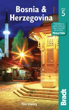 Bosznia és Hercegovina, angol nyelvű útikönyv - Bradt
