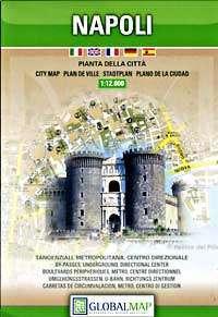 Napoli térkép - LAC