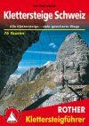 Switzerland, via ferrata guide in German - Rother