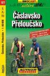 Cáslavsko, Přeloučsko kerékpártérkép (127) - ShoCart