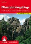 Elbsandsteingebirge, német nyelvű túrakalauz - Rother