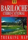 Bariloche: Cerro Catedral térkép - JLM Mapas
