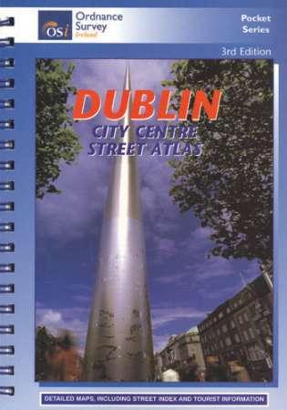 Dublin zsebatlasz - Ordnance Survey