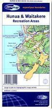 Hunua & Waitakere Recreation Areas térkép - Terralink