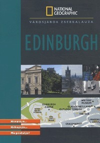 Edinburgh zsebkalauz - National Geographic