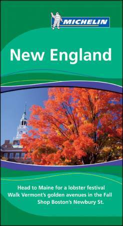 New England Green Guide - Michelin