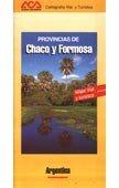 Chaco and Formosa Provinces (No6-7.) térkép - Automóvil Club Argentino
