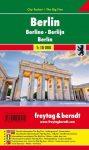 Berlin zsebtérkép - Freytag-Berndt