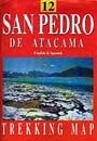 San Pedro de Atacama térkép - JLM Mapas