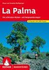 La Palma, német nyelvű túrakalauz - Rother