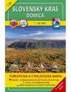 Szlovák-karszt, Domica turistatérkép (139) - VKÚ