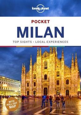 Milánó és a tóvidék zsebkalauz - Lonely Planet
