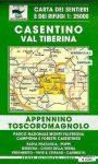 Casentino - Val Tiberina térkép (No 35) - Multigraphic
