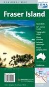 Fraser Island térkép - Hema