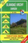 Szalánci-hegység (dél) turistatérkép (HM 117) - VKÚ