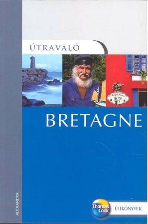 Bretagne, guidebook in Hungarian - Útravaló