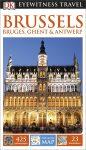 Brussels, Bruges, Ghent & Antwerp, guidebook in English - Eyewitness Travel