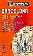 Barcelona mini atlasz - Michelin