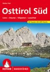 Kelet-Tirol (dél), német nyelvű túrakalauz - Rother