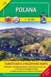 Polyána turistatérkép (133) - VKÚ