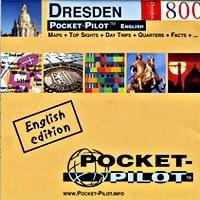 Drezda térkép - Pocket-Pilot