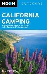 California Camping - Moon
