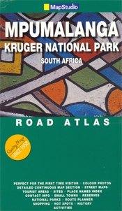Mpumalanga Tourist Atlasz - Map Studio