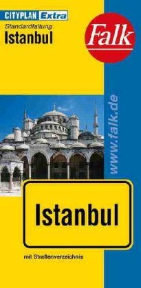 Isztambul várostérkép - Falk