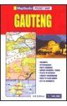Gauteng zsebtérkép - Map Studio