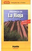 La Rioja Province (No13.) térkép - Automóvil Club Argentino