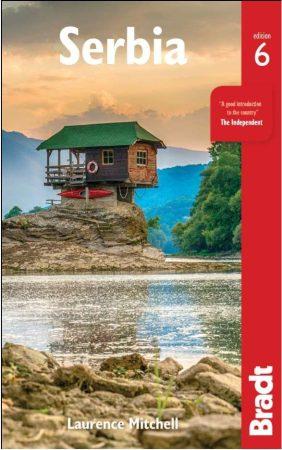 Szerbia, angol nyelvű útikönyv - Bradt