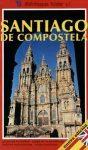 Santiago de Compostella és környéke térkép - Telstar