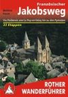 French St James' Way, a pilgrim's guide in German - Rother