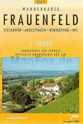 Frauenfeld - Landestopographie T 216