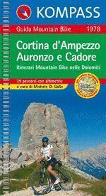 Cortina d'Ampezzo-Auronzo-Cadore - Kompass RWF 1978