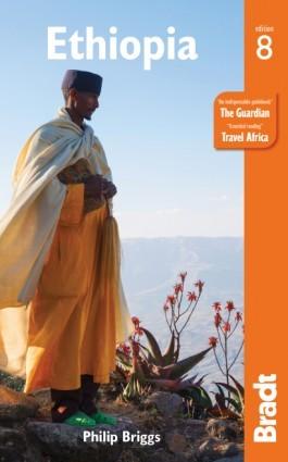 Etiópia, angol nyelvű útikönyv - Bradt