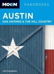 Austin, San Antonio, Hill Country - Moon