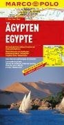 Egyiptom térkép - Marco Polo