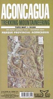Aconcagua térkép - Zagier y Urruty