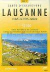 Lausanne - Landestopographie T 261