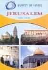 Jeruzsálem térkép - Ha-Merkaz