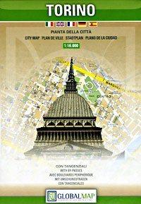 Torino térkép - LAC