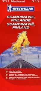 Skandinávia, Finnország - Michelin