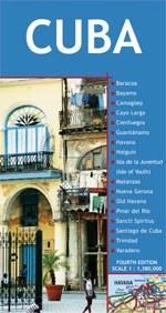 Cuba - Globetrotter: Travel Map