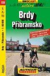 Brdy, Příbramsko kerékpártérkép (133) - ShoCart